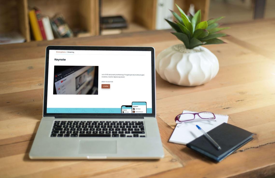 Blog - NOWA FUNKCJA już jest! Aktywuj streaming w aplikacji mobilnej